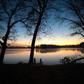 Maple Lake Sunrise